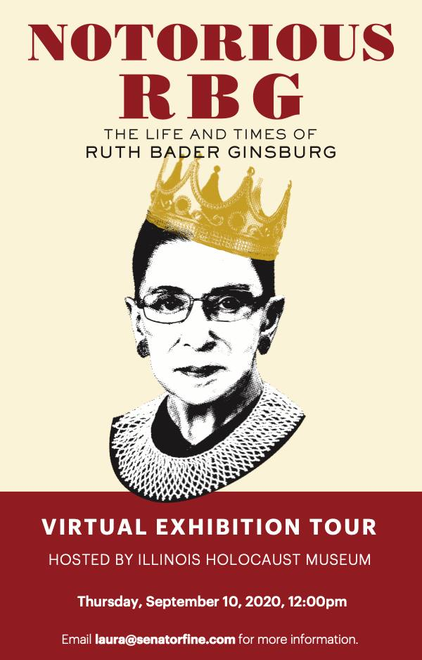 RBG Tour Flyer