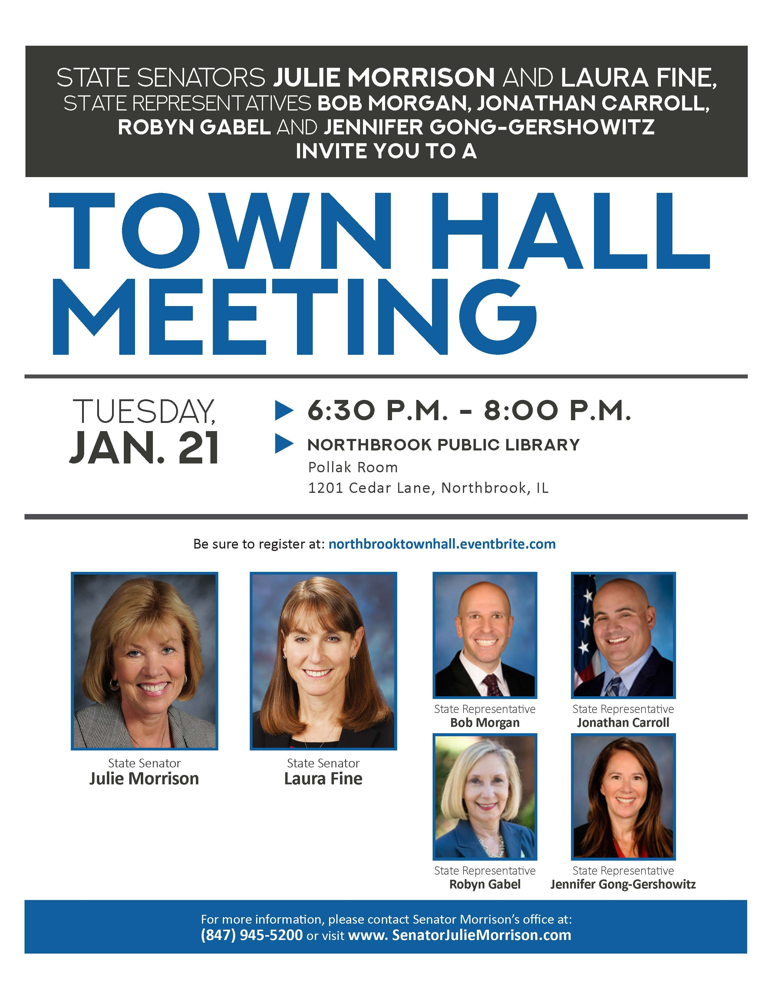 Town Hall Jan 21